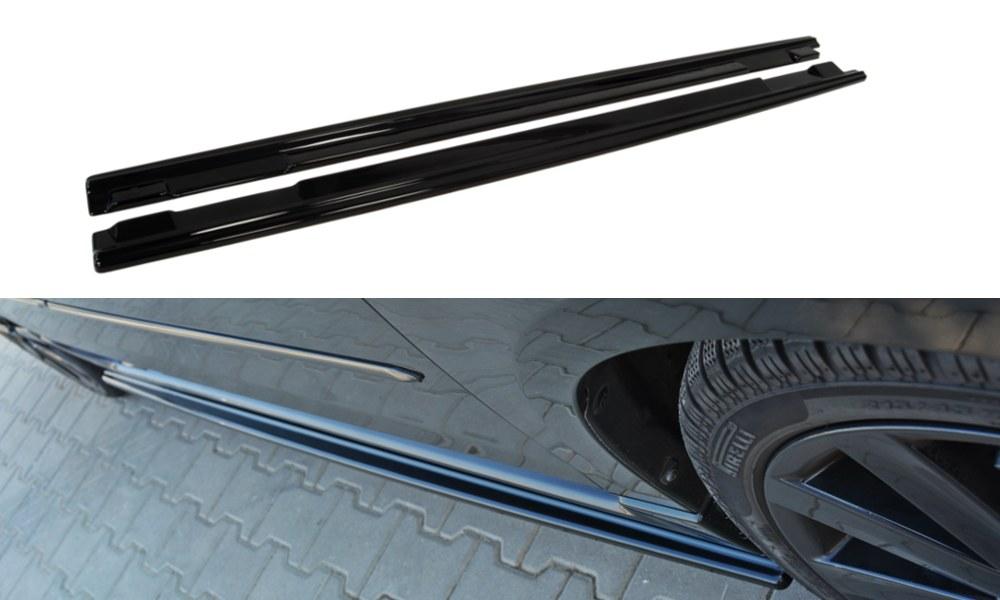 Dokładki Progów Mazda 3 MPS MK1 Przedlift - GRUBYGARAGE - Sklep Tuningowy